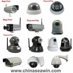 wireless wired IP camera IP Webcam IP cam
