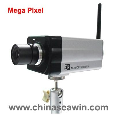 Mega pixel IP Webcam IP camera manufactory  1