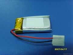 平板電腦專用聚合物鋰電池