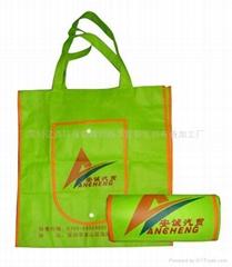可折叠环保购物袋