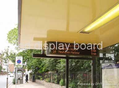 巴士LED線路指示牌 3