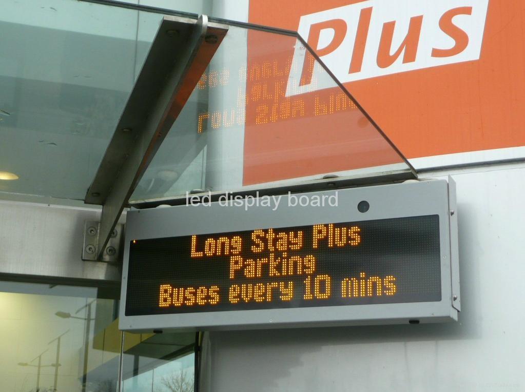 巴士LED線路指示牌 4