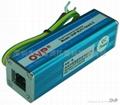 RJ11通訊信號電話防雷器