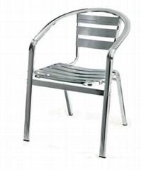 Alumminium Bar Chair