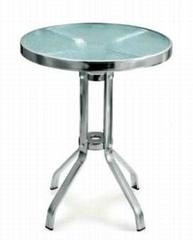 Aluminium Bar Table