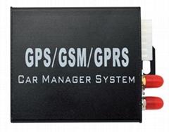 GPS車輛管理系統
