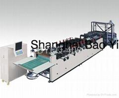 Automatic Three-side Sealing Bag Making Machine