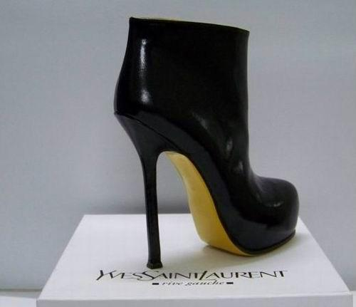 ysl cabas chyc medium black - china factory wholesale replica customize YSL Two ankle bootie ysl ...