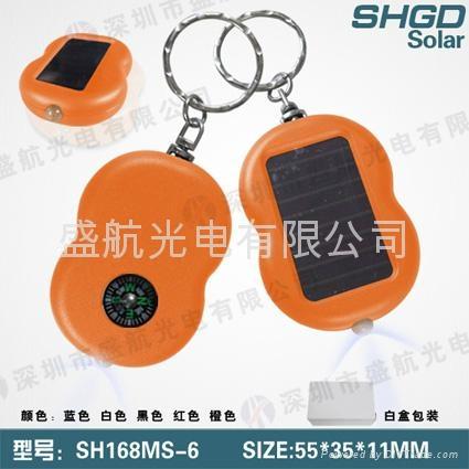 供应太阳能单灯手电筒 1