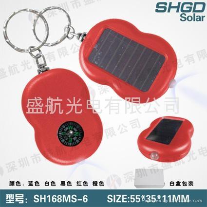 供应太阳能单灯手电筒 2
