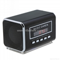 HIFI Mini Speaker MP3 Player Amplifier Micro SD TF Card USB Disk Computer Speake