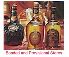 Bonded Provisional Stores