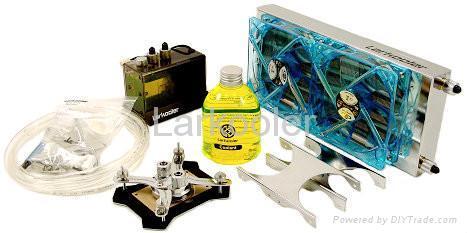 Made-in-Taiwan Innovative Larkooler CPU Water Cooling Kit 1