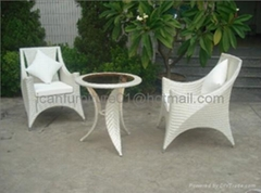 Outdoor furniture garden rattan furniture
