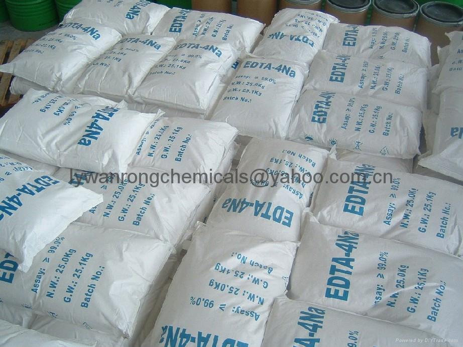 EDTA 4Na (EDTA tetrasodium salt)  1