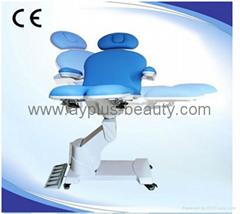 320 Degrees Rotation Pedicure Chair