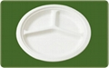 Biodegradable fibre food tray/meat tray 2
