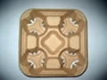 recycled paper pulp egg carton/egg tray/box/cup tray 4