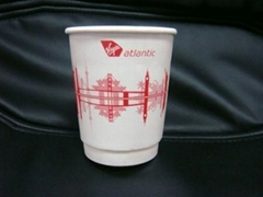 disposable paper coffee cup double wall paper cup