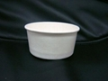 ice cream cup & soup bucket