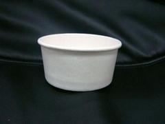 ice cream cup & soup bucket