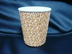 vertical ripple cup