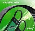 Automotive V Ribbed Belt