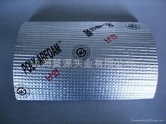 XPE貼鋁箔保溫材料