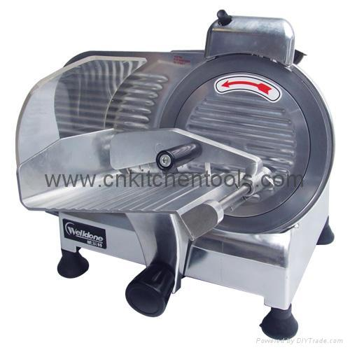 how to use a home meat slicer