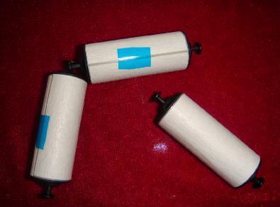zebra証卡打印機原裝清潔輪 1