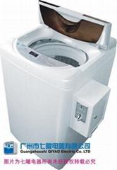 自助式热销投币洗衣机