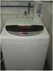 2012 自助式投币刷卡洗衣机