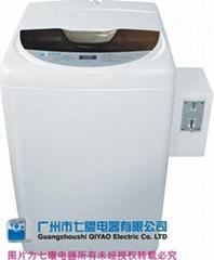 2012七曜自助式投币洗衣机