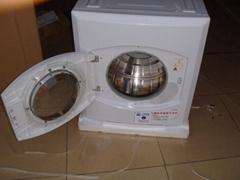 自助式投币干衣机