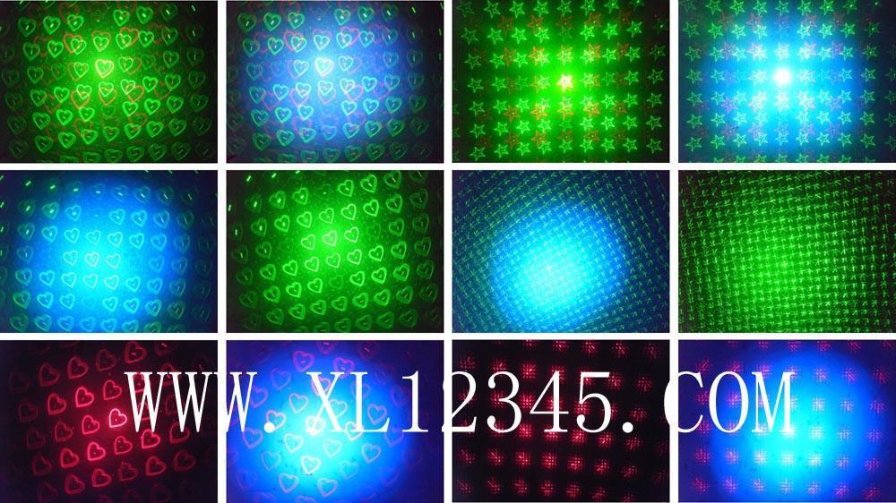 Laser Stage Lighting 4