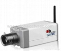 H.264 Wireless IP Camera With 3G