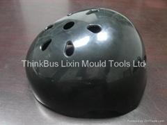 Helmet moulds
