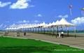 蘇州景觀張拉膜結構