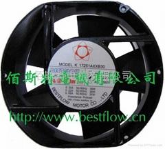 散热风扇/轴流风机FP-108EX-S1-B