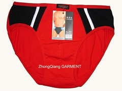 Men's underwear briefs tanga underpants