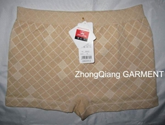 Seamless underwear underpants boxer shorts