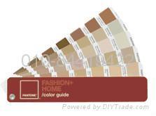 Pantone彩通服装和家居色彩指南另有RAL、NCS等色卡