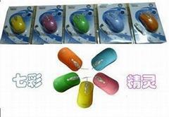 3D光滚轮光电鼠标