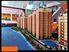 池州房地产售楼模型制作