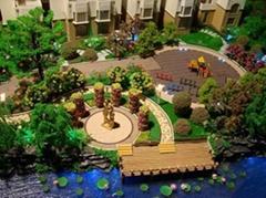 黄山沙盘模型制作