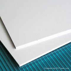 PMMA/ABS sheet for bathtub and shower tray