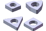 Cemented Carbide Indexable Insert shims