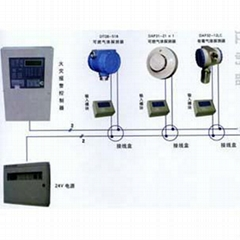 DAP2405-GB128总线制气体报警控制器