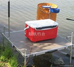 便攜式釣台