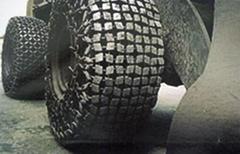 工程机械轮胎保护链,配件